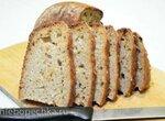 Хлеб овсяный без замеса