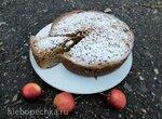 Яблочный кекс Английский завтрак