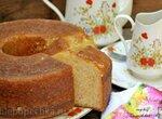 Масляный кекс Кентукки бурбон (Kentucky Bourbon Butter Cake)