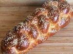 Молочный витой хлеб (Dan Lepard)
