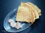 Ржано-пшеничные блины на сыворотке
