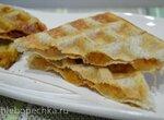 Вафли хлебные тостовые с начинками