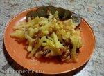 Картошка жареная в Штебе