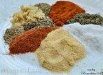 Креольская (каджунская) приправа (creole/cajun seasoning)