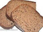 Хлеб ржаной на пряной заварке