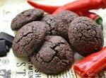 Шоколадное печенье с чили от Э. Хименеса