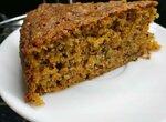 Морковный пряный пирог от Andy Chef