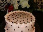 Торт Ореховая карамелька