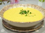 Австралийский суп-пюре с тыквой, орехами макадамия, кокосовым молоком, в блендере-пароварке