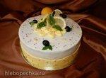 Торт Лимончик