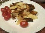 Картошка в сметане в Ninja® Foodi® или любой аэрофритюрнице