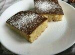 Творожный пирог-запеканка
