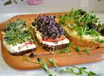 Завтраки-перекусы с микрозеленью, поддерживающие иммунитет