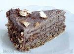 Торт из черного хлеба (+видео)