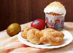 Итальянское пасхальное печенье Colombine di Pasquali