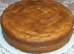 Творожно-овсяный кекс с сухофруктами