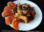 Картошка с грибами и мясом Ленивый повар в Актифрай от Тефаль