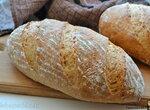 Немецкий хлеб с квашеной капустой