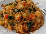 Кускус с овощами (+видео)