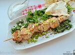 Шиш таук - куриный шашлык по-ливански