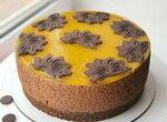 Муссовый торт Шоколадная нирвана без выпечки