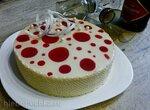 Торт Ягодный горошек
