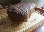 Кисловодский хлеб в хлебопечке Gorenje  BM 1600 WG