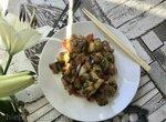 Баклажаны по-китайски в Ninja Foodi