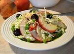 Салат капустный фруктово-ягодный Лето, однако!