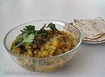 Кичри с сельдереем и шпинатом (+видео)