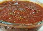 Кетчуп к шашлыкам, кебабам, сосискам, рыбе и другим блюдам за 5 минут (+видео)