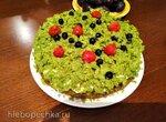Моховой торт