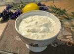 Греческий йогурт из кефира заквашенного на тибетском кефирном грибе