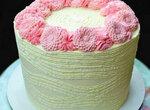 Бисквитный торт Айсель (+видео)
