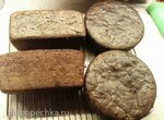 Ржано-пшеничный хлеб на старом тесте