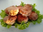 Закусочные пирожные с сырным кремом (+видео)