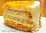 Мандариновый торт (+видео)