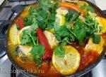 Рыба по-мароккански (+видео)