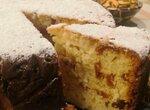 Кекс или основа для тортика в медленноварке