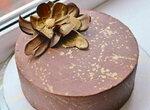 Торт с бисквитом,  песочно-медовыми коржами и джемом Кёнигсберг - Królewiec (+видео)