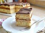 Банановый торт без выпечки (+видео)