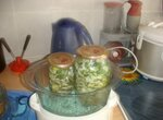 Стерилизация консервов в пароварке