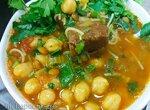 Согревающий суп Харира, рецепт выходцев из Марокко в Израиле (+видео)