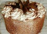 Торт Тирамису шоколадный