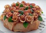 Блинный торт Масленица (+видео)