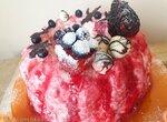 Муссовый торт с ягодами Попробуй меня