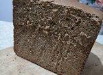 Хлеб пшенично-ржаной с ячменной мукой, солодом и курагой