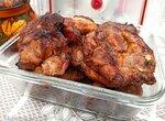 Ароматное мясо, запечëнное на углях (+видео)
