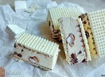 Мороженое-сэндвич с маршмеллоу (+видео)
