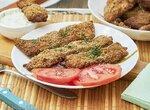 Хрустящий пангасиус в панировочных сухарях в духовке (+видео)